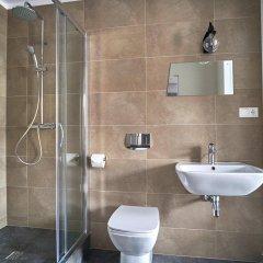 Отель Reformatai Park Hotel Литва, Вильнюс - отзывы, цены и фото номеров - забронировать отель Reformatai Park Hotel онлайн ванная