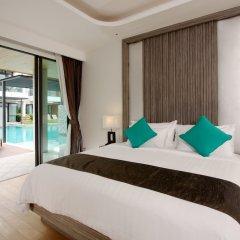 Отель Wyndham Sea Pearl Resort Phuket комната для гостей фото 9