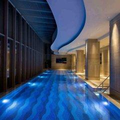 Отель DoubleTree by Hilton Hotel Xiamen - Wuyuan Bay Китай, Сямынь - отзывы, цены и фото номеров - забронировать отель DoubleTree by Hilton Hotel Xiamen - Wuyuan Bay онлайн бассейн фото 3