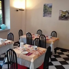 Hotel Tenesi Манерба-дель-Гарда питание фото 2