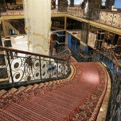 Лотте Отель Москва балкон