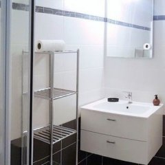 Отель Nice Booking - Myriazur Moderne Balcon ванная