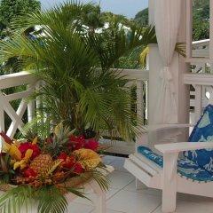 Отель Beachcombers Hotel Сент-Винсент и Гренадины, Остров Бекия - отзывы, цены и фото номеров - забронировать отель Beachcombers Hotel онлайн фото 18