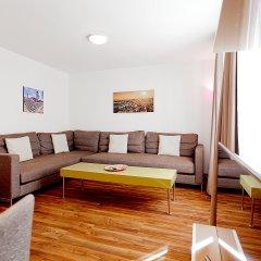 Апартаменты Premium Apartments By Livingdowntown Цюрих комната для гостей