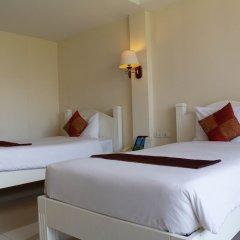 Отель OYO 109 Ozone Prime Resort Паттайя сейф в номере