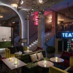 Отель Christiania Teater Осло гостиничный бар