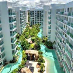 Отель Amazon Condo & Water Park Pattaya Паттайя