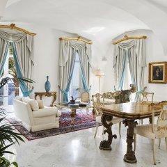 Отель Palazzo Avino Италия, Равелло - отзывы, цены и фото номеров - забронировать отель Palazzo Avino онлайн интерьер отеля