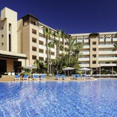 Отель H10 Salauris Palace Испания, Салоу - 5 отзывов об отеле, цены и фото номеров - забронировать отель H10 Salauris Palace онлайн пляж фото 2