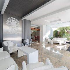 Отель Sandos Benidorm Suites Испания, Бенидорм - отзывы, цены и фото номеров - забронировать отель Sandos Benidorm Suites онлайн комната для гостей фото 2