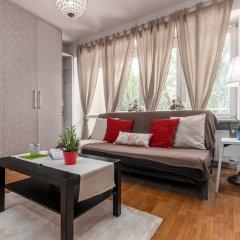 Отель Little Home - Krucza 19 Польша, Варшава - отзывы, цены и фото номеров - забронировать отель Little Home - Krucza 19 онлайн комната для гостей фото 4