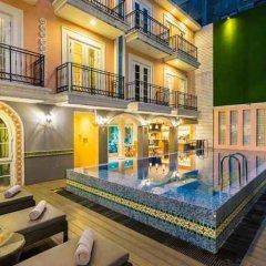 Отель Salil Hotel Sukhumvit - Soi Thonglor 1 Таиланд, Бангкок - отзывы, цены и фото номеров - забронировать отель Salil Hotel Sukhumvit - Soi Thonglor 1 онлайн фото 8