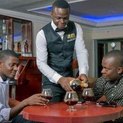 Beni Gold Apartment Hotel Лагос гостиничный бар