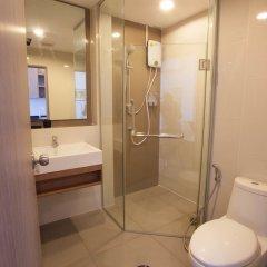 Отель Treetops Pattaya Condominium Паттайя ванная фото 2