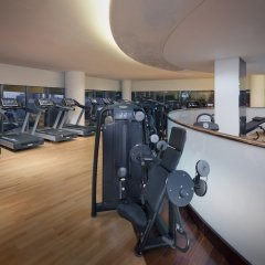 Jumeirah at Etihad Towers Hotel фитнесс-зал фото 4