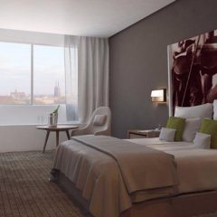 DoubleTree by Hilton Hotel Wroclaw 5* Номер Делюкс с различными типами кроватей