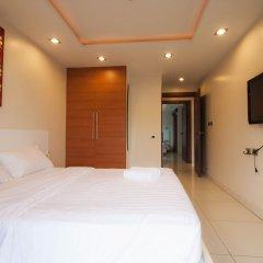 Отель Hyde Park Residence by Pattaya Sunny Rentals Паттайя комната для гостей фото 2