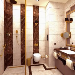 Ramada Hotel & Suites Istanbul Golden Horn ванная