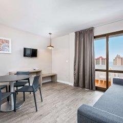 Отель Aparthotel Veramar Испания, Фуэнхирола - 2 отзыва об отеле, цены и фото номеров - забронировать отель Aparthotel Veramar онлайн комната для гостей фото 2