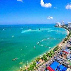 Отель Naris Art Паттайя пляж