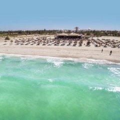 Отель Djerba Plaza Hotel Тунис, Мидун - отзывы, цены и фото номеров - забронировать отель Djerba Plaza Hotel онлайн пляж