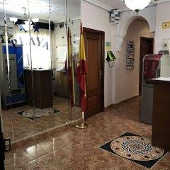 Отель Hostal Playa интерьер отеля фото 3