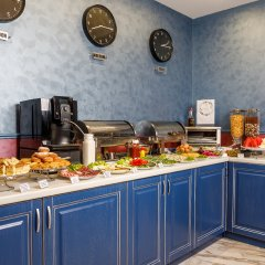Отель Marsel Большой Геленджик питание
