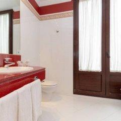Отель Soho Boutique Jerez & Spa Испания, Херес-де-ла-Фронтера - отзывы, цены и фото номеров - забронировать отель Soho Boutique Jerez & Spa онлайн ванная