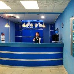 Отель Новинка Казань интерьер отеля