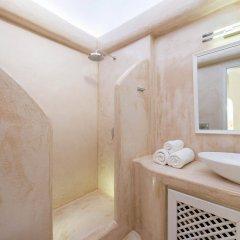 Отель Kamares Apartments Греция, Остров Санторини - отзывы, цены и фото номеров - забронировать отель Kamares Apartments онлайн ванная