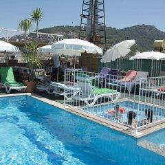 Kleopatra Ada Beach Hotel - All Inclusive Аланья бассейн