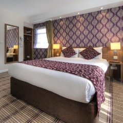 Отель City Continental London Kensington комната для гостей фото 3