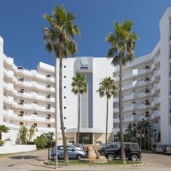 Отель Cala Millor Garden, Adults Only парковка