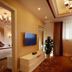 Kaiyuan Manju Select Hotel(Hongqiao Hub National Exhibition Center Sto комната для гостей фото 5