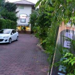 Отель Bonkai Resort Таиланд, Паттайя - 1 отзыв об отеле, цены и фото номеров - забронировать отель Bonkai Resort онлайн парковка