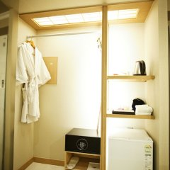 Отель Ariana Hotel Южная Корея, Тэгу - отзывы, цены и фото номеров - забронировать отель Ariana Hotel онлайн сейф в номере