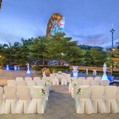 Отель Le Méridien Singapore, Sentosa фото 2