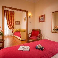 Отель Milton Roma Рим комната для гостей фото 3