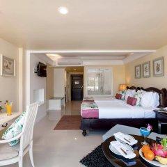 Отель Thavorn Palm Beach Resort Phuket Таиланд, Пхукет - 10 отзывов об отеле, цены и фото номеров - забронировать отель Thavorn Palm Beach Resort Phuket онлайн комната для гостей фото 3