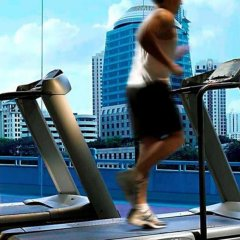 Singapore Marriott Tang Plaza Hotel фитнесс-зал