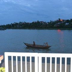 Отель Huy Hoang River Хойан балкон