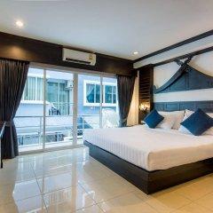 Hallo Patong Hotel & Restaurant комната для гостей фото 4