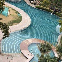 Отель Le Méridien Jaipur Resort & Spa бассейн фото 3