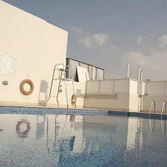 Отель Tulip Inn Al Qusais Dubai Suites бассейн