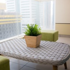 Отель HiGuests Vacation Homes - Sulafa Tower балкон
