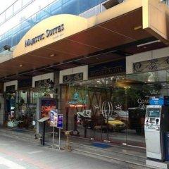 Отель Majestic Suite Бангкок банкомат