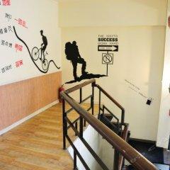 Luojiaodian Hostel фитнесс-зал