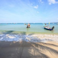 Отель Andaman Seaside Resort пляж