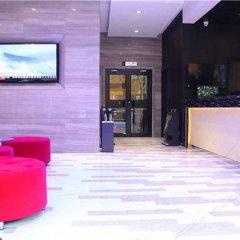 Отель Fuyi Fashion Hotel Китай, Сиань - отзывы, цены и фото номеров - забронировать отель Fuyi Fashion Hotel онлайн гостиничный бар