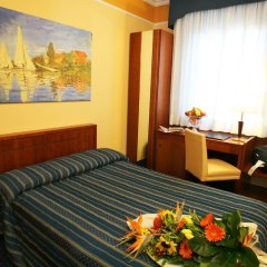 Отель iH Hotels Padova Admiral Италия, Падуя - отзывы, цены и фото номеров - забронировать отель iH Hotels Padova Admiral онлайн комната для гостей фото 3